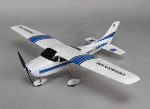 Cessna 182 lichte vliegtuigen 775mm EPO Plug - & - Fly