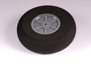 Light Foam Wheel (Diam: 80, breedte: 25mm)