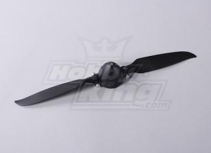 Folding Propeller W / Hub 45mm / 4mm Shaft 11x8 (1 st)