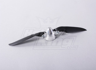 Folding Propeller W / Alloy Hub 35mm / 3.17mm Shaft 8x4.5 (1 st)