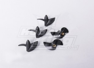 2-Blade Boat Propellers 45X31.5 (Reverse) (5pcs / bag)