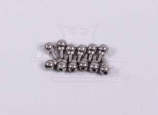 450 Size Heli Ball Ends (12st / set)