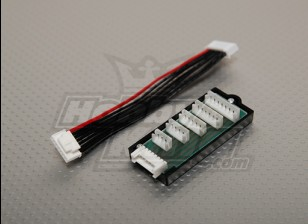 EH Adapter Conversie Board W / Quattro 4x6S Charger plug