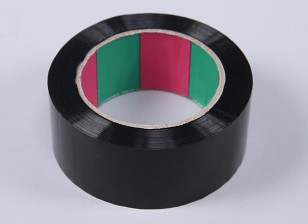 Wing Tape 45mic x 45mm x 100m (Wide - Zwart)