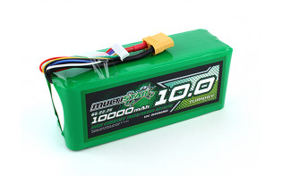 Pack Multistar High Capacity 6S 10000mAh Multi-Rotor Lipo