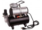 1/6HP Air Compressor With Air Tank 3L - EU Plug
