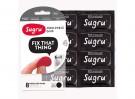 Sugru™ Moldable Glue - Black Pack (8 x 5g)