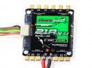 Turnigy Multistar BLheli_32 ARM 4-in-1 32bit 21A 11g Race Spec ESC 2~4S (OPTO)