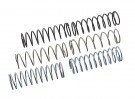 Optional Spring Set For Front Shocks (silver/blue/black) - Basher SaberTooth 1/8 Scale Truggy