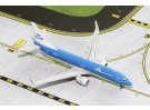 "Gemini Jets KLM  Airlines Boeing 737-800w ""New Colors"" PH-BXZ 1:400 Diecast Model GJKLM1463"