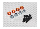 Color Servo Montage Screw Set (oranje)