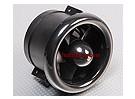 EDF68 met 2836kv Motor & Heat-sink Gemonteerd