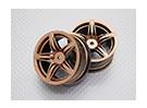 01:10 Scale High Quality Touring / Drift Wheels RC Car 12mm Hex (2pc) CR-F12G