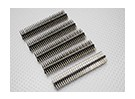 90 graden Pin Header 3 Row 30 Pin 2.54mm Pitch (5PCS)