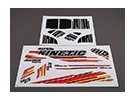 Super Kinetic - Vervanging Decals (2pcs / set)