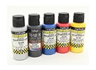 Vallejo Premium Color Acrylverf - Metallic Color Selection (5 x 60 ml)