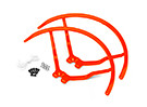 9 Inch Plastic Universal Multi-Rotor Propeller Guard - Orange (2set)