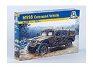 Italeri 1/35 Schaal US M998 Command Vehicle plastic model kit