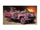 Italeri 1:35 Schaal SAS Recon Vehicle Pink Panther plastic model kit