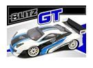 BLITZ 1/8 GT E / P Body Shell met Wing (1.2mm)
