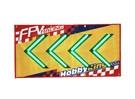 FPV Racing LED Arrow Sign (Links)