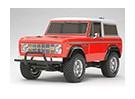 Tamiya 1/10 schaal Ford Bronco 1973 / CC01 Series Kit 58469