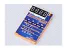 HobbyKing® ™ Programming Card voor Car ESC
