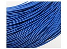 Turnigy Pure-Silicone Draad 24AWG 1m (blauw)