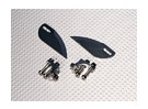 Roll Fin Stabilizer set met Mounts