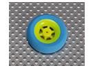 Super Light 5 Spoke Wheel D30x9 (5pcs / bag)