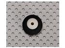 Kleine Wheel Diam: 16mm Breedte: 10mm (5 stuks / zak)