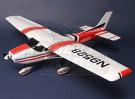 Light Aircraft 182 w / ESC, motor en servo's Plug-and-Fly Deluxe Version