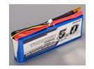 Pack Turnigy 5000mAh 2S 30C Lipo