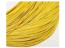 Turnigy Pure-Silicone Draad 24AWG 1m (Geel)