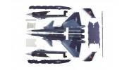 H-King J-20 - Glue-N-Go - 5mm Foamboard PP 650mm (Kit) - parts