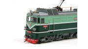 SS1 Electric locomotive HO Scale (DCC Equipped) No.2 detail front