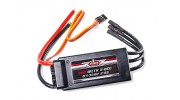 Turnigy dlux 60A Mk2 Brushless Speed Controller w/8A S-BEC and Data Logging (2s~8s) (Full view)
