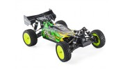 Quanum Vandal 1/10 4WD Electric Racing Buggy (ARR) - right front view
