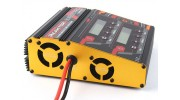 Turnigy Reaktor 2 x 300W 20A Balance Charger now with NiZN and LiHV- fans