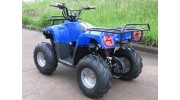 Electric Quad Bike Side view