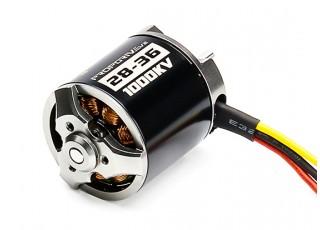 PROPDRIVE v2 2836 1000KV Brushless Outrunner Motor main view