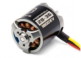 PROPDRIVE v2 2836 1800KV Brushless Outrunner Motor