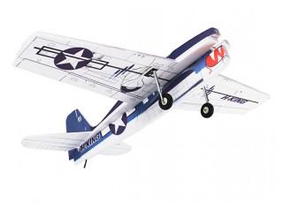 H-King F6F Hellcat - Glue-N-Go - 5mm Foamboard PP 975mm (Kit) - bottom view