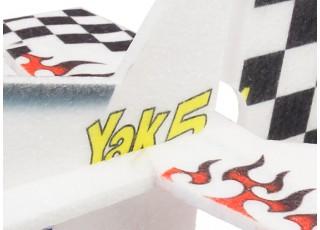 H-King Yak54 - Glue-N-Go - EPP 800mm (Kit) - tail