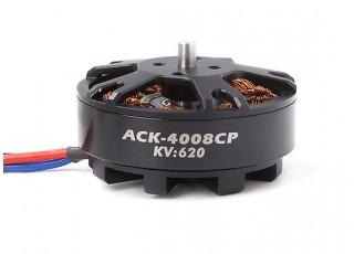 ACK-4008CP-620KV Brushless Outrunner Motor 4~5S (CCW) - main