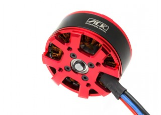 ACK-4012CQ-650KV Brushless Outrunner Motor 4~6S (CCW) - bottom view