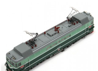 SS1 Electric locomotive HO Scale (DCC Equipped) No.2 top view