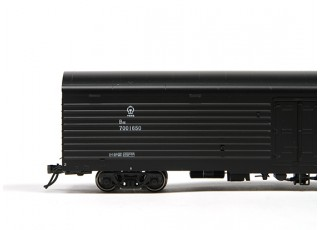 B15E Refrigerated Freight Car (HO Scale - 4 Pack) Set 1 1
