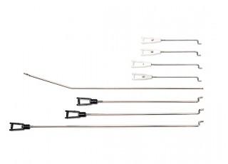 Avios BushMule - Control Rods w/Clevises
