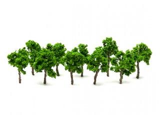 HobbyKing™ 40mm Scenic Wire Model Trees 16090-W40 (10 pcs)